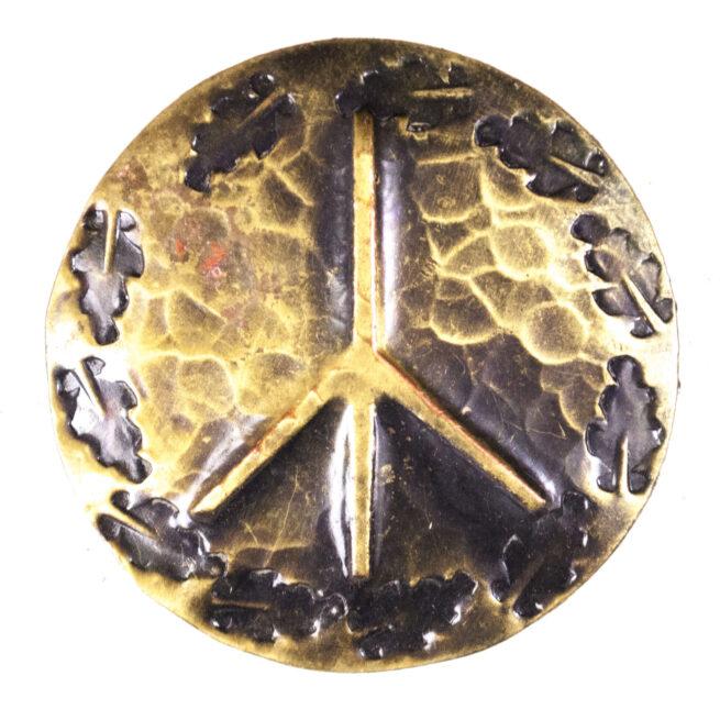 WWII German runic brooch Liferune