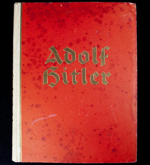 Adolf Hitler Sammelbilder Album
