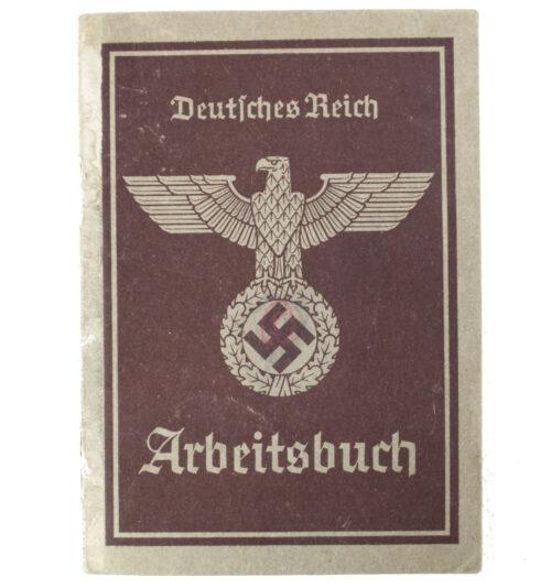 Arbeitsbuch Arbeitsamt Koblenz
