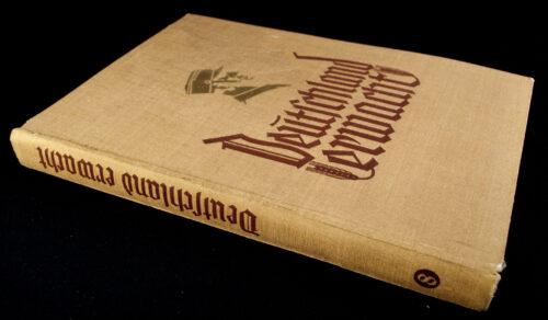 (Book) Deutschland Erwacht. Werden, Kampf und Sieg der NSDAP.