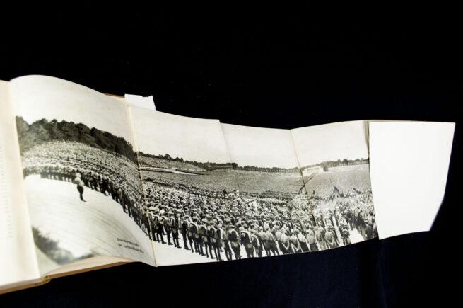 (Book) Deutschland Erwacht. Werden, Kampf und Sieg der NSDAP. With Dustcover!