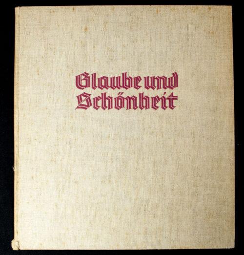 (Book) Glaube und Schönheit - Ein Bildbuch von den 17-21jährigen Mädeln (BDM photo book!)