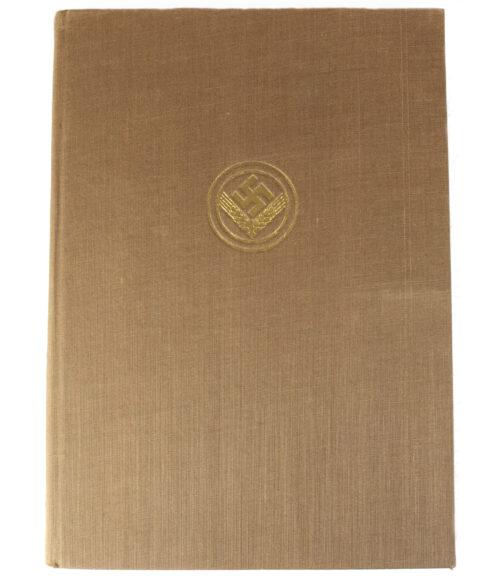 (Book) Hans Retzlaff - Arbeitsmaiden am Werk (1940)