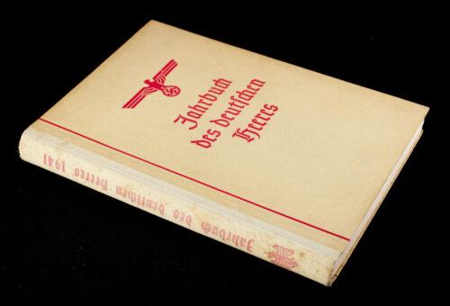 (Book) Jahrbuch des Deutschen Heeres (1941)