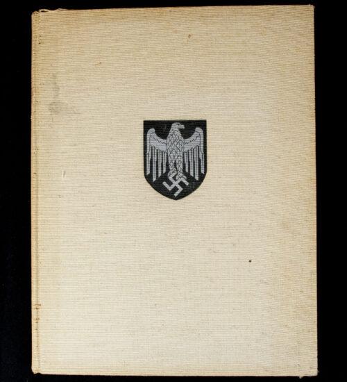 (Book) Josef Arens - Männer und Waffen des Deutschen Heeres (1941)