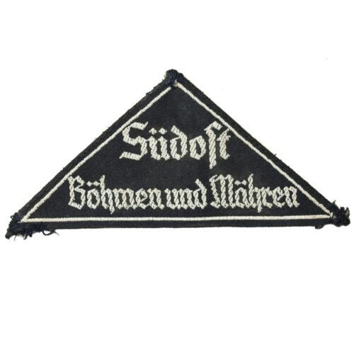Bund Deutsche Mädel (BDM) Gebietsdreieck Südost Böhmen und Mähren