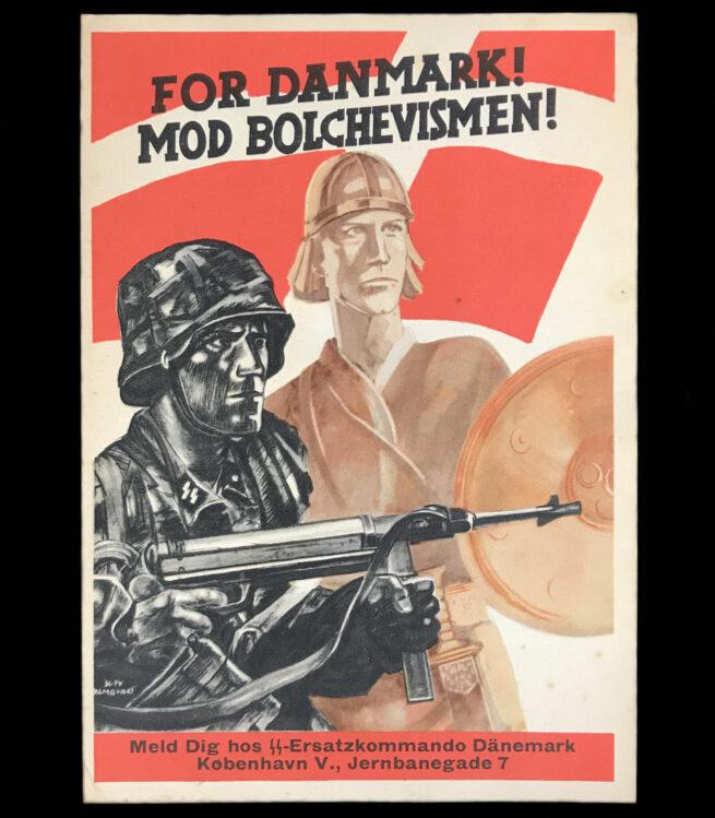 (Denmark) For Danmark! Mod Bolchevismen! SS-Ersatzkommando Dänemark