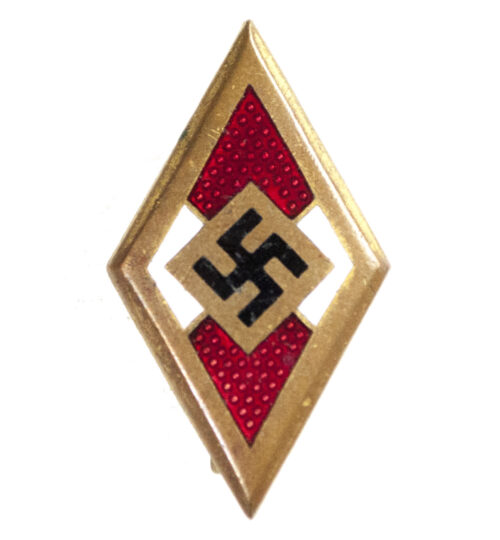 HJ Honour badge M149 (maker Adolf Baumeister)