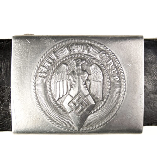 Hitlerjugend (HJ) belt and buckle (Richard Sieper & Sohne)