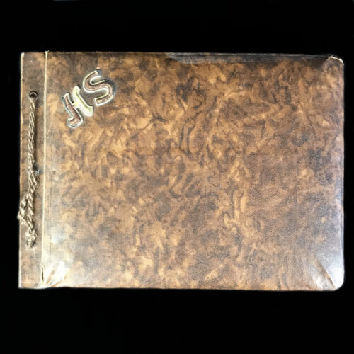 Photoalbum 1939/1941 with 100 Photo's among which two COLOR CAMO photo's!