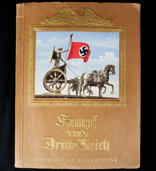 Kampf um das Dritte Reich Sammelalbum (1933)