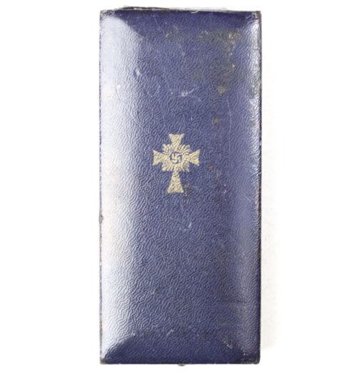 Mutterkreuz Motherscross gold in case (maker Richard Sieper)