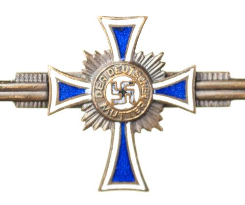 Mutterkreuz bronze spange Motherscross bronze brooch