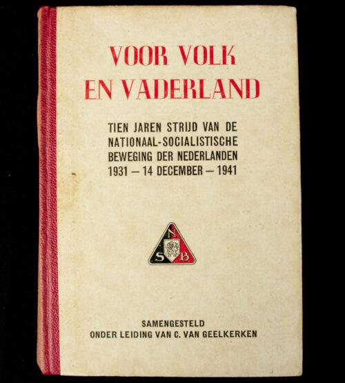 (NSB) C. van Geelkerken - Voor volk en vaderland (small edition) (1943)