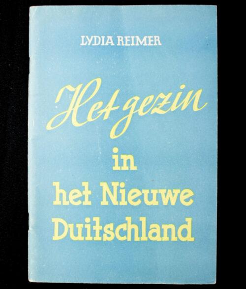 (NSB) Lydia Reimer - Het gezin in het Nieuwe Duitschland (1941)