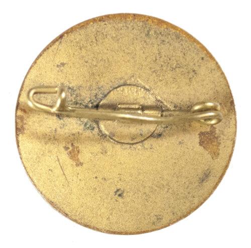 "(NSB) NSVO ""Het hartvuur heilig – Het haardvuur veilig"" female brooch"