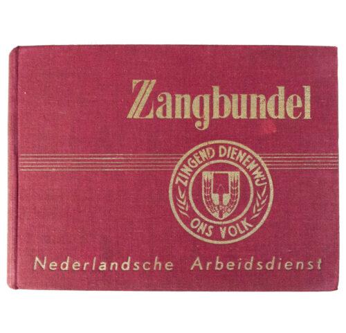 (NSB) Nederlandsche Arbeidsdienst (NAD) Zangbundel