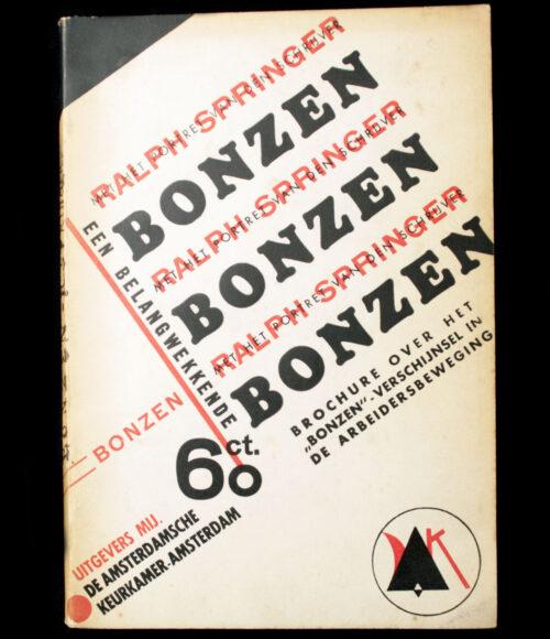 (NSB) Ralph Springer, Bonzen, Bonzen, Bonzen