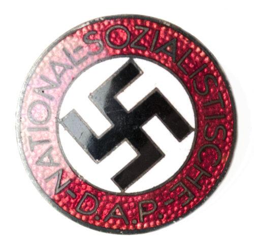 NSDAP Parteiabzeichen M134 (maker Karl Wurster)