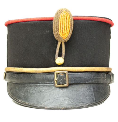 Nederlandse Kepie Model 1897 Subalterne Officier