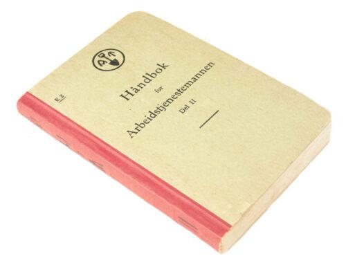 (Norway) Handbok for Arbeidstjenestenmannen Del II (named!)