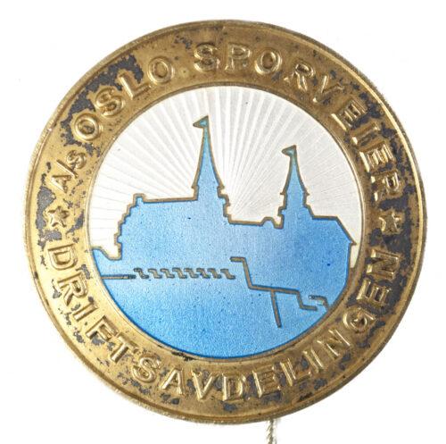 (Norway) Oslo Sporveier Driftsavdelingen badge