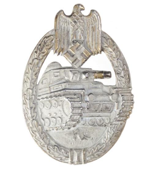 Panzerkampf Abzeichen (PKA) Panzer Assault Badge (PAB) maker Frank & Reif