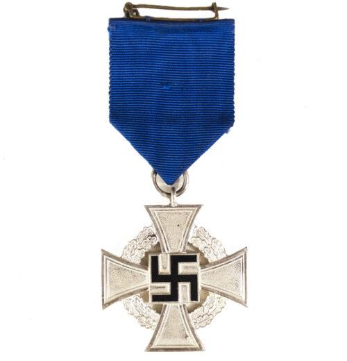 Treue Dienste 25 Jahre Kreuz Loyal Service 25 Years Cross
