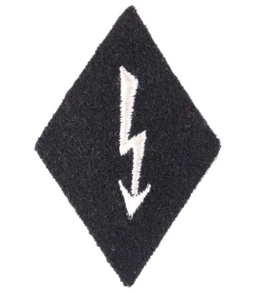 Waffen SS - Funker radio operator sleeve insignia