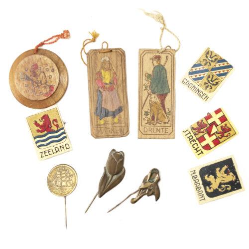 Winterhulp Nederland (WHN) - mix lot of badges