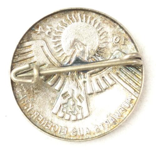 Aufwärts Aus eigener Kraft 1934 abzeichen