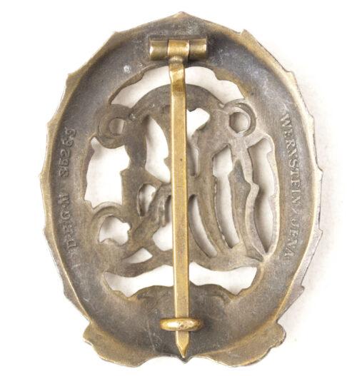 DRL Deutsches Reichssportabzeichen in bronze (maker Wernstein)