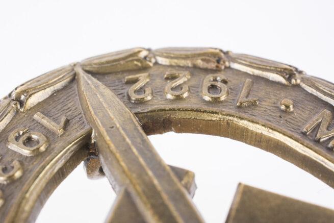 Das Coburger Abzeichen The Coburg Badge (1st Type)