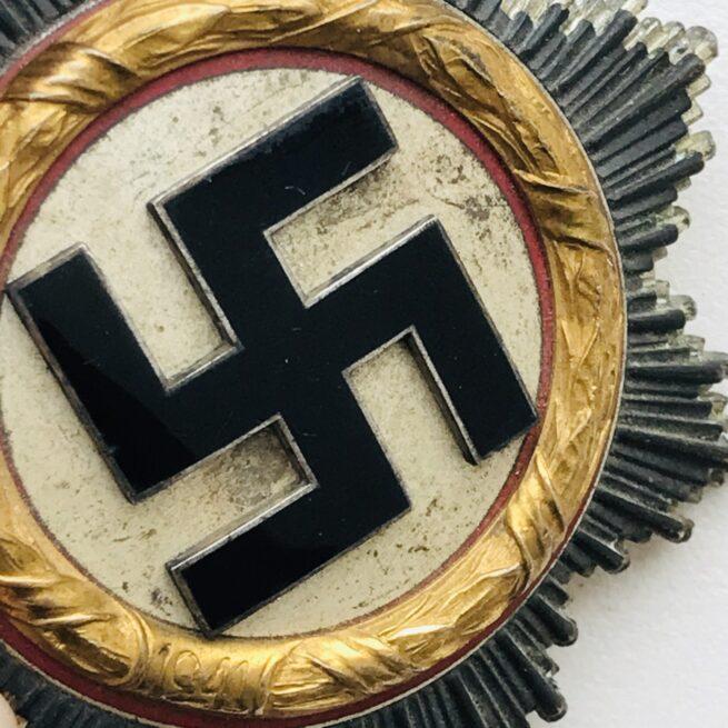 """Deutsches Kreuz in Gold (DKIG) by maker """"20"""" (Zimmermann)"""