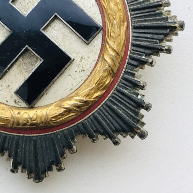 "Deutsches Kreuz in Gold (DKIG) by maker ""20"" (Zimmermann)"