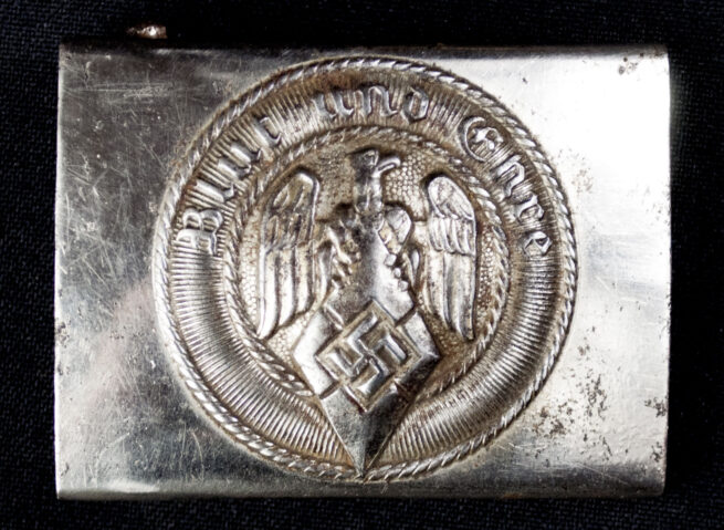 Hitlerjugend (HJ) buckle (RZM M450)