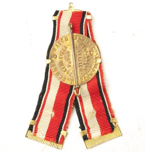 Kriegerkameradschaft Hassia L IV Veterans badge