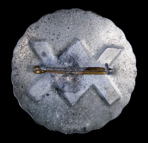 (NSB) Nederlandsche Heemkunst cultural Ing-rune runic brooch