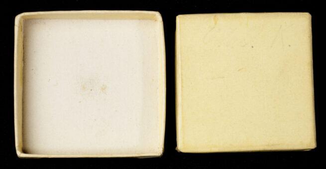 (NSB) Nederlandsche Heemkunst cultural Sun-Spiral runic brooch with original case (EXTREMELY RARE!)