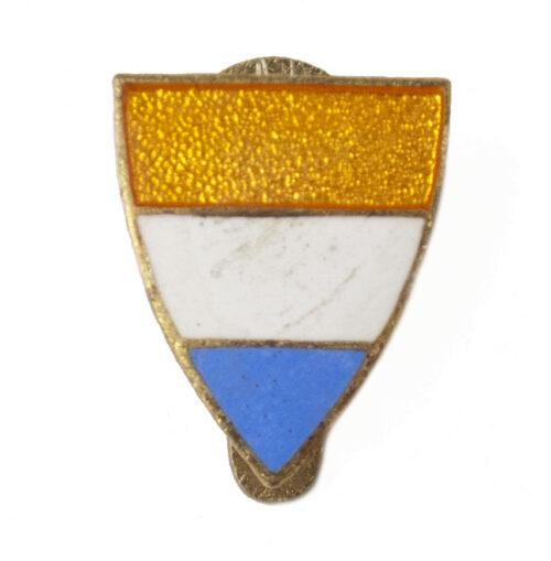 (NSB) Oranje-Blanje-Blue badge 1938