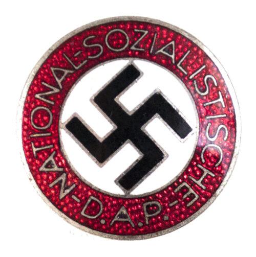 NSDAP Parteiabzeichen Buttonhole variation M134 (Karl Wurster)