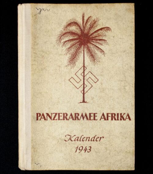 Panzerarmee Afrika Kalender 1943