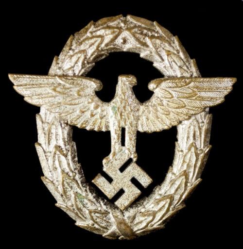 Polizei Schirmmützenadler für Mannschaften 1. Modell
