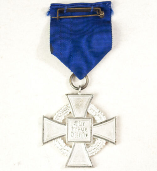 Treue Dienste 25 Jahre Loyal Service Cross 25 years