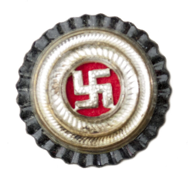 WW2 German political visor cap cockade