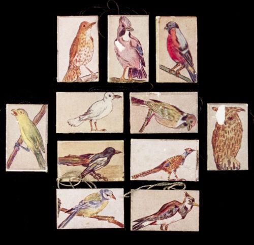 Winterhulp Nederland (WHN) – Vogels (1943)