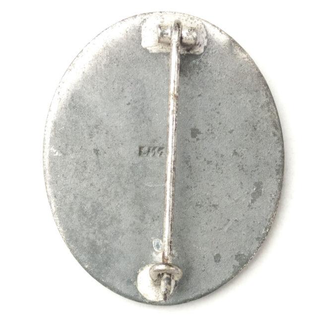 Woundbadge in silver Verwundetenabzeichen Silber L11 (Wilhelm Deumer)