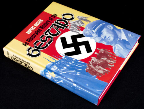 (Book) An Illustrated History of the Gestapo