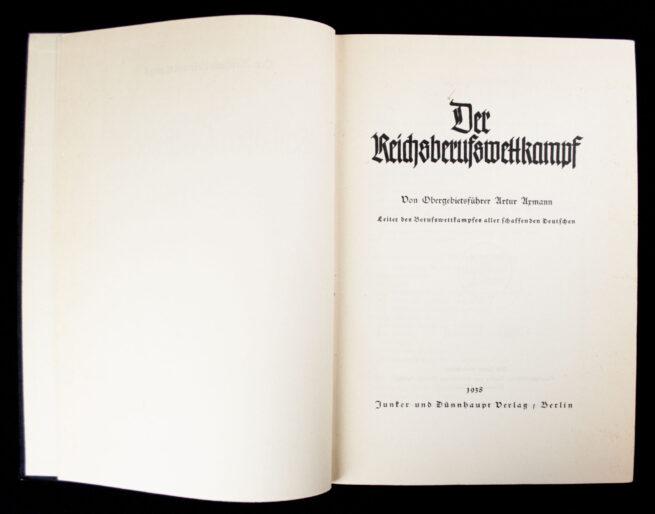 (Book) Der Berufswettkampf (1938)