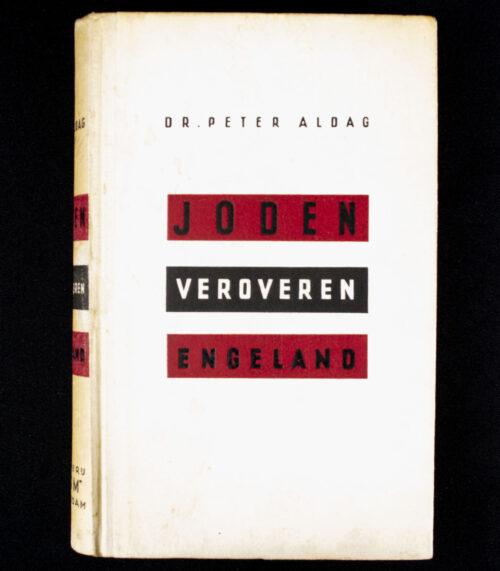 (Book) Joden veroveren Engeland (1943)